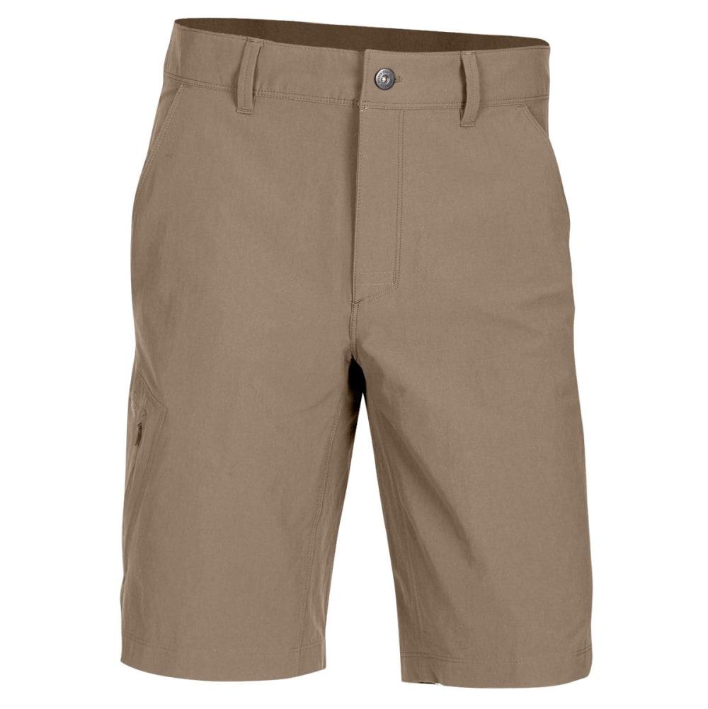 EMS Men's True North Shorts - CHINCHILLA