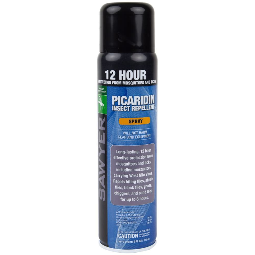 SAWYER 6 oz.  Picaridin Continuous Spray Insect Repellent - NO COLOR