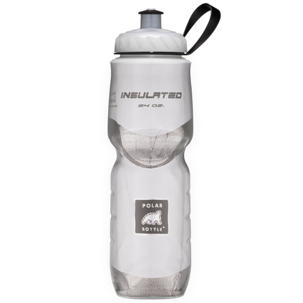 POLAR 24 oz. Insulated Water Bottle - SWHT - WHITE