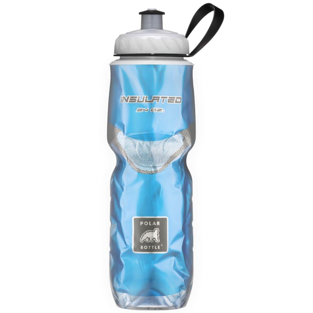 POLAR 24 oz. Insulated Water Bottle - SBLU - BLUE