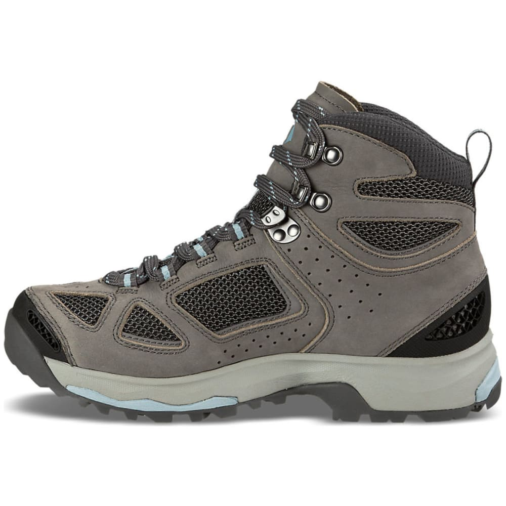 VASQUE Women's Breeze III GTX Hiking Boots, Gargoyle/Stone Blue - GARGOYLE/STONE BLUE