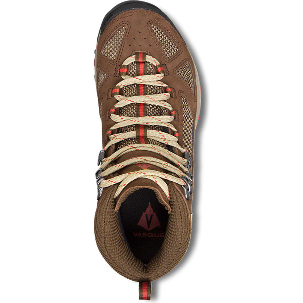 a7d59179292 VASQUE Women's Breeze III GTX Hiking Boots, Slate Brown/Tandori ...