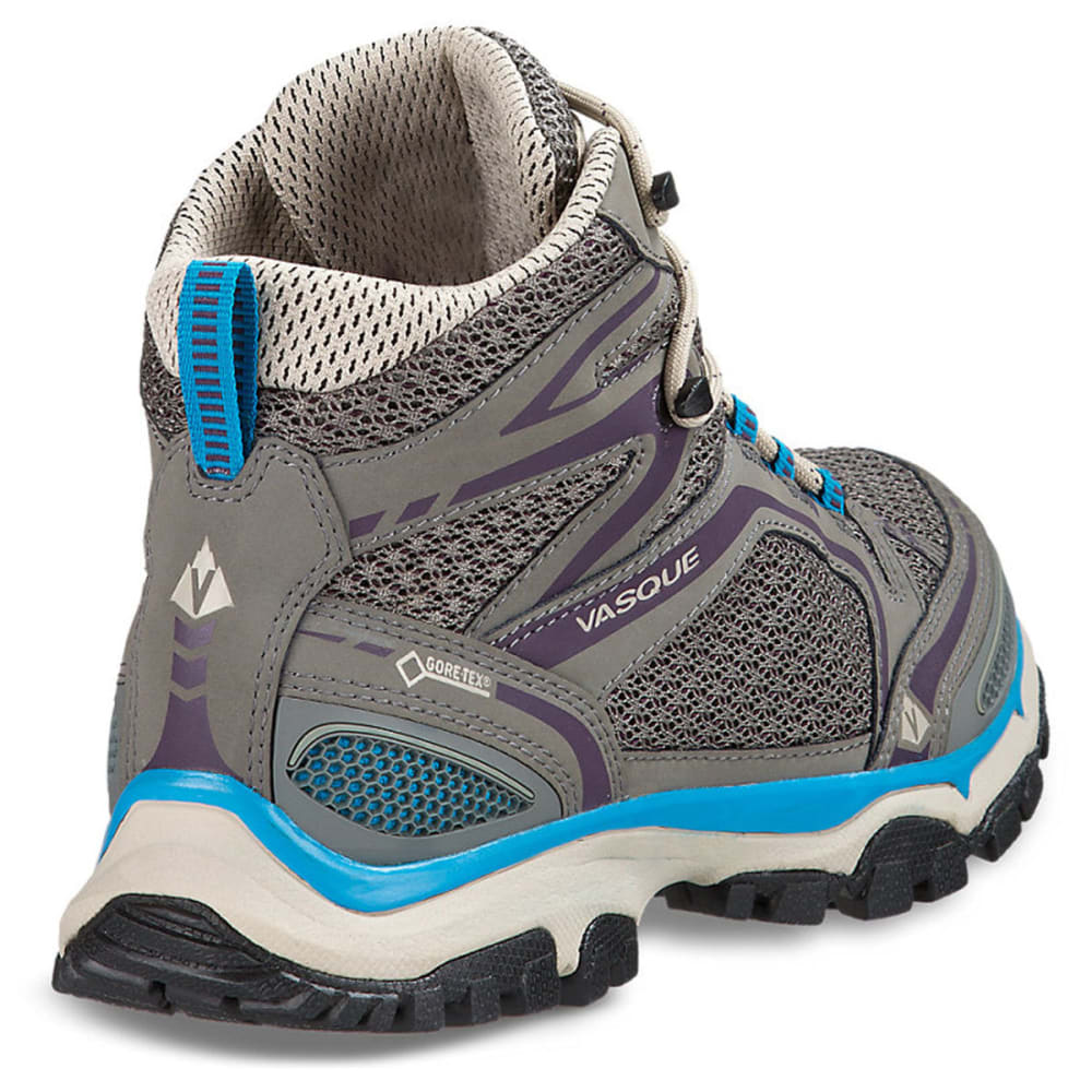 VASQUE Women's Inhaler II GTX Hiking Boots, Moon Mist/Plum - MOON MIST/PLUM