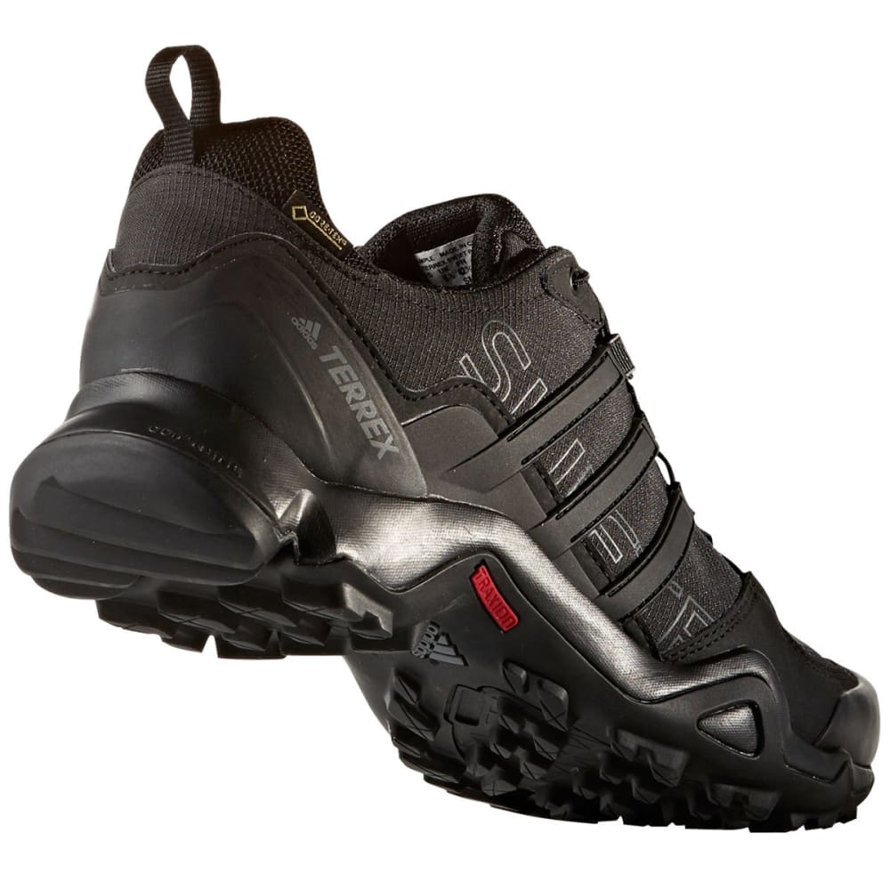 differently d402d 8227a ADIDAS Men's Terrex Swift R GTX Hiking Shoes, Black