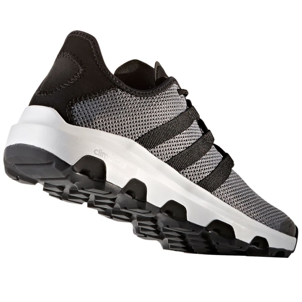 ADIDAS Men's Terrex Climacool Voyager Hiking Shoes, Grey/Black - GREY/BLACK/WHITE