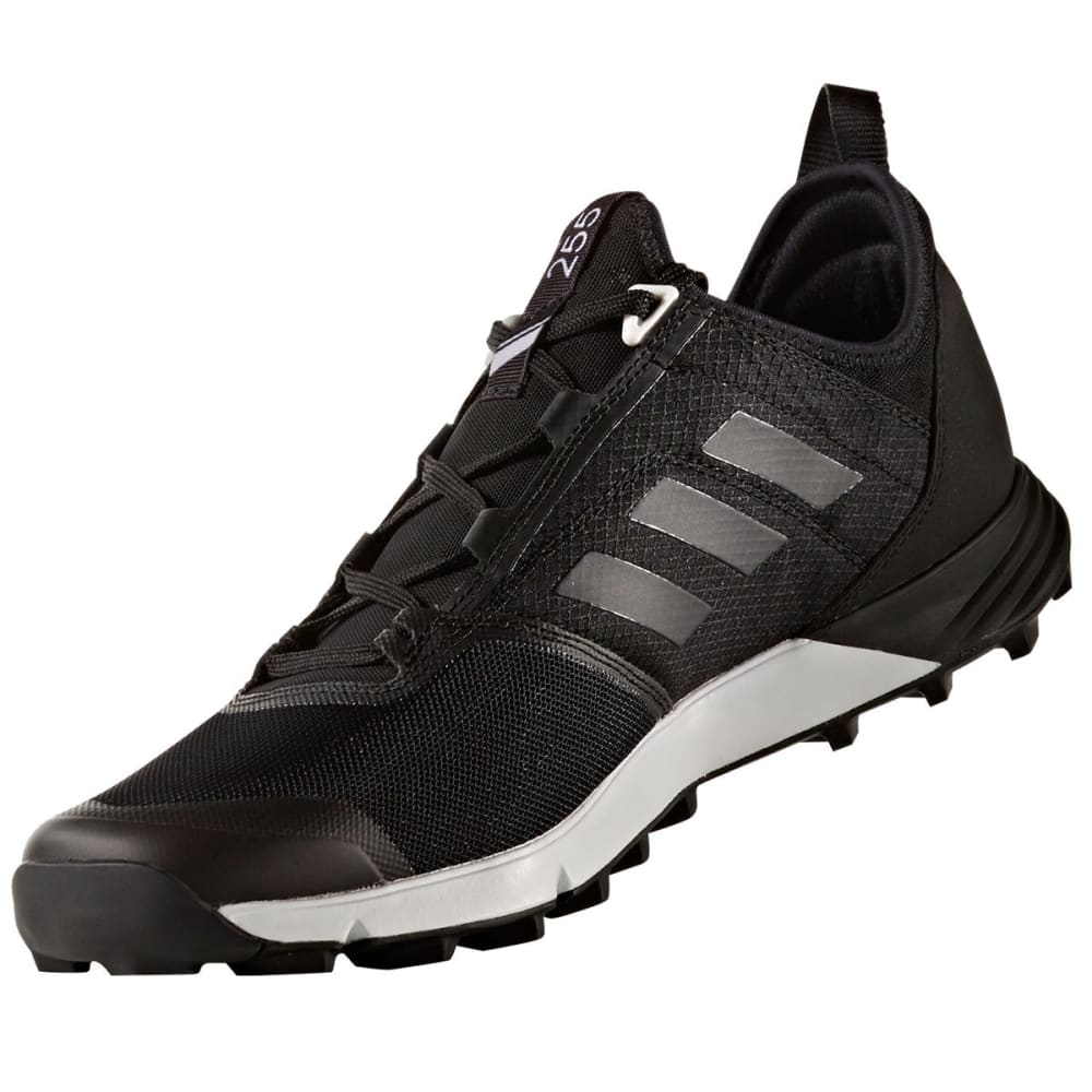 ADIDAS Men's Terrex Agravic Speed Trail Running Shoes, Black - BLACK