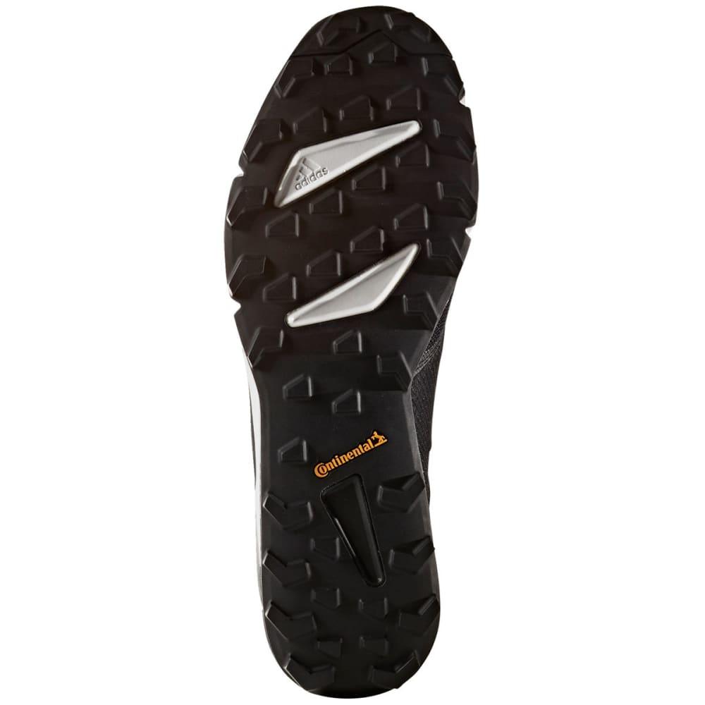 ADIDAS Men's Terrex Agravic Speed Trail Running Shoes, Black - BLACK