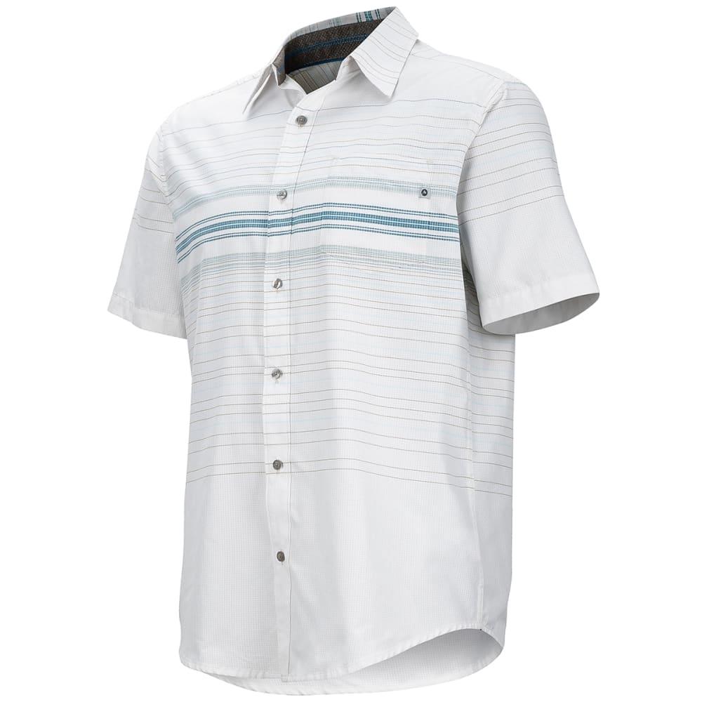 MARMOT Men's Notus Short-Sleeve Shirt - 7285-CANVAS