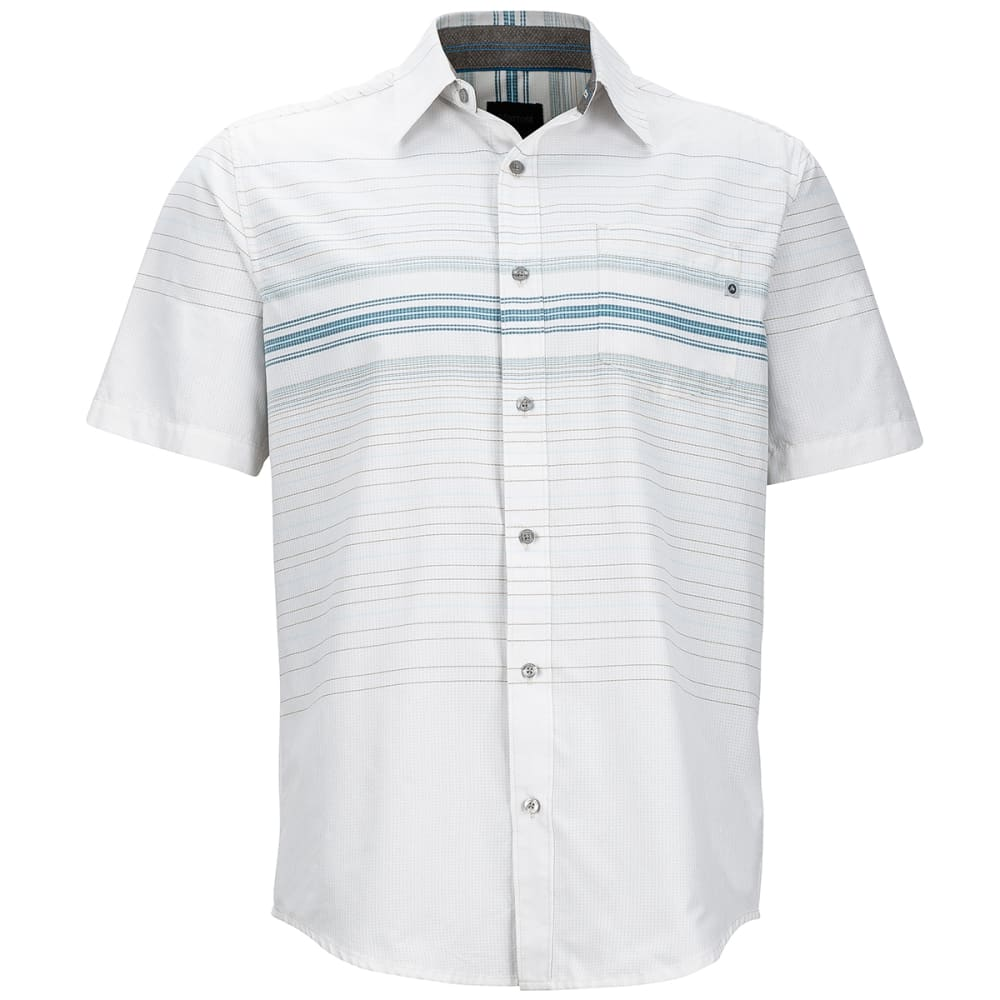 MARMOT Men's Notus Short-Sleeve Shirt - 7285-CANVAS