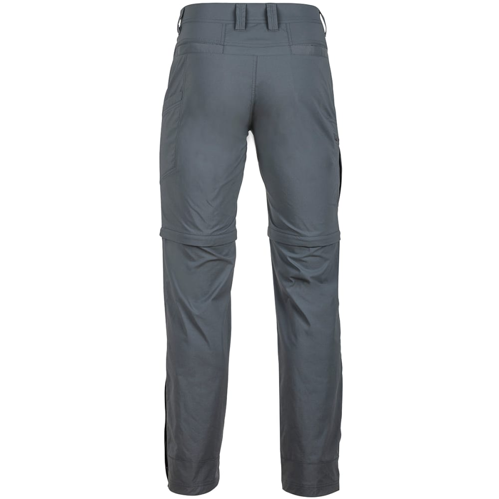 MARMOT Men's Transcend Convertible Pants - 1440-SLATE GREY