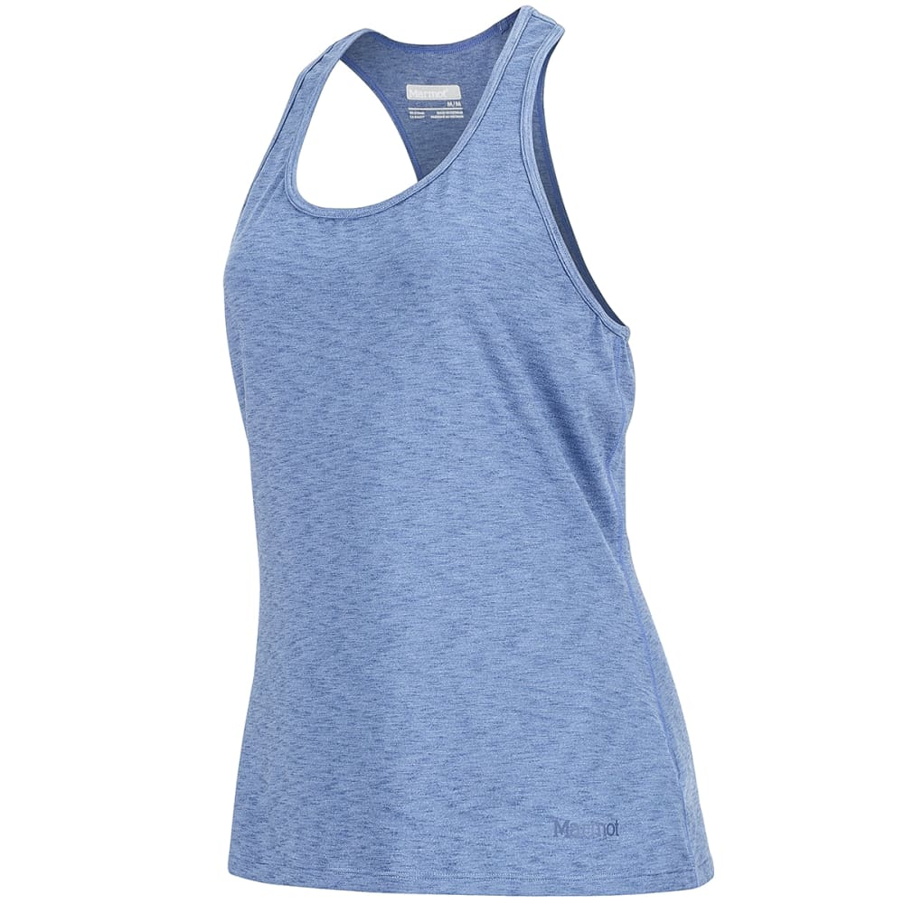 MARMOT Women's Emily Tank Top - 8911-DUSTY DENIM HTH