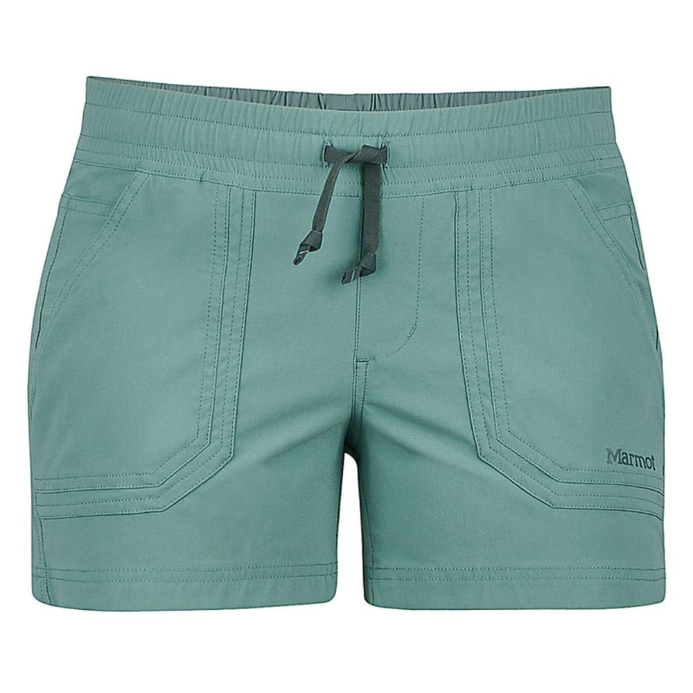 MARMOT Women's Harper Shorts - 4619-URBAN ARMY
