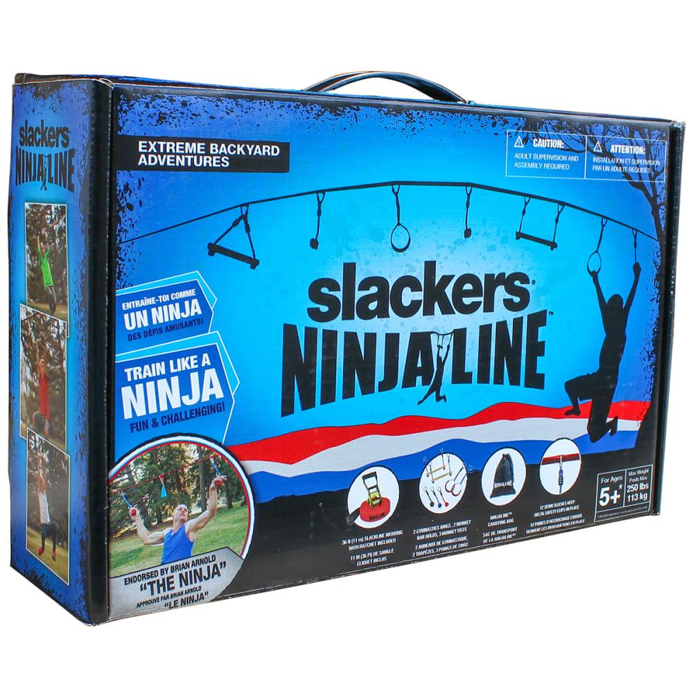 SLACKERS 36 ft. Ninjaline Intro Kit - NO COLOR