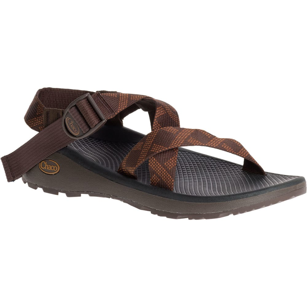 CHACO Men's Z/Cloud Sandals, Hatch Java - HATCH JAVA