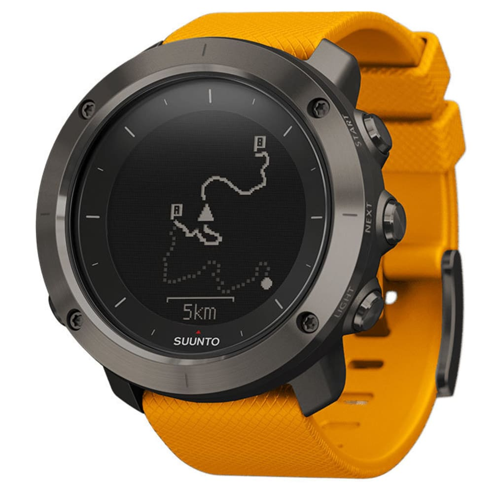 SUUNTO Traverse GPS Watch - AMBER