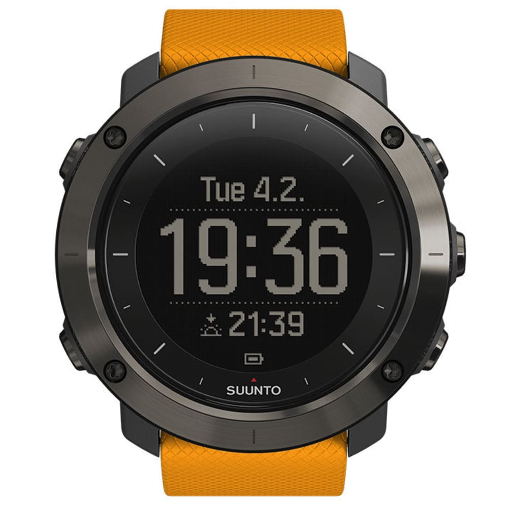 SUUNTO Traverse GPS Watch - AMBER