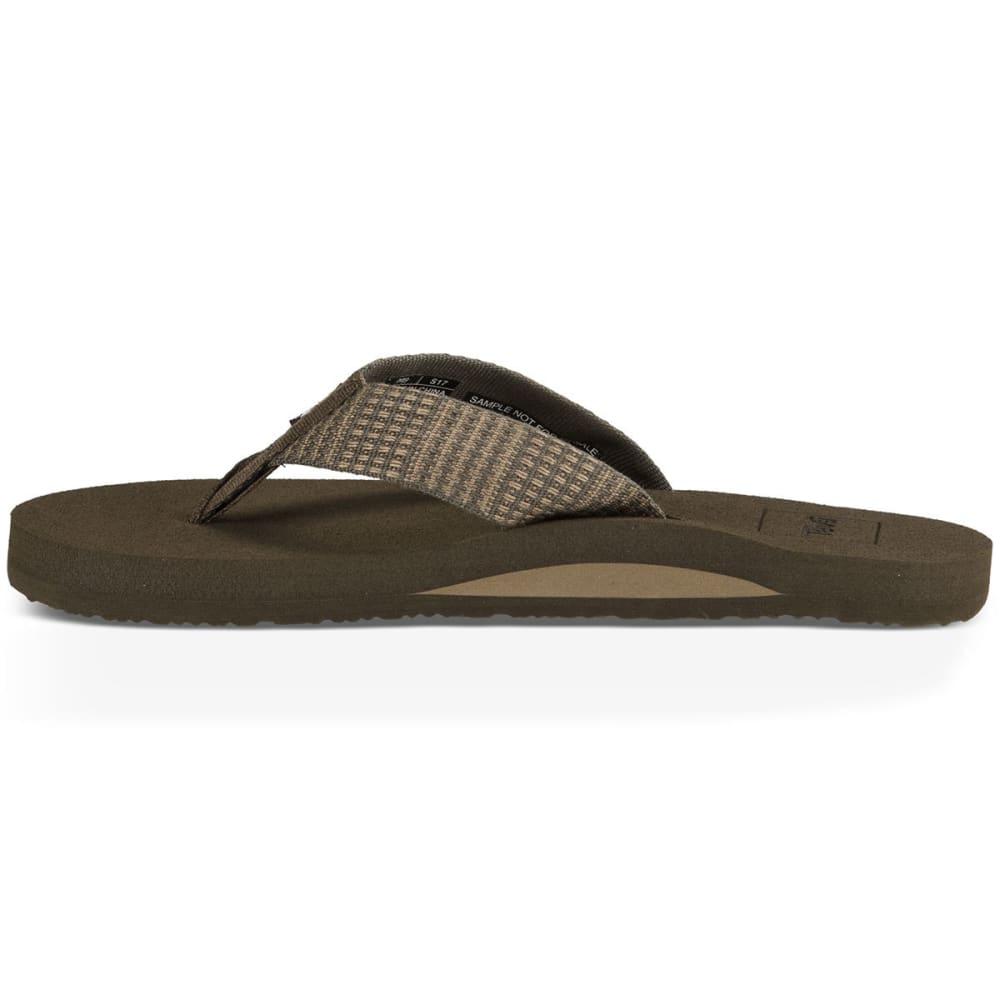 08bd2bd79ab4d2 TEVA Men  39 s Mush II Sandals