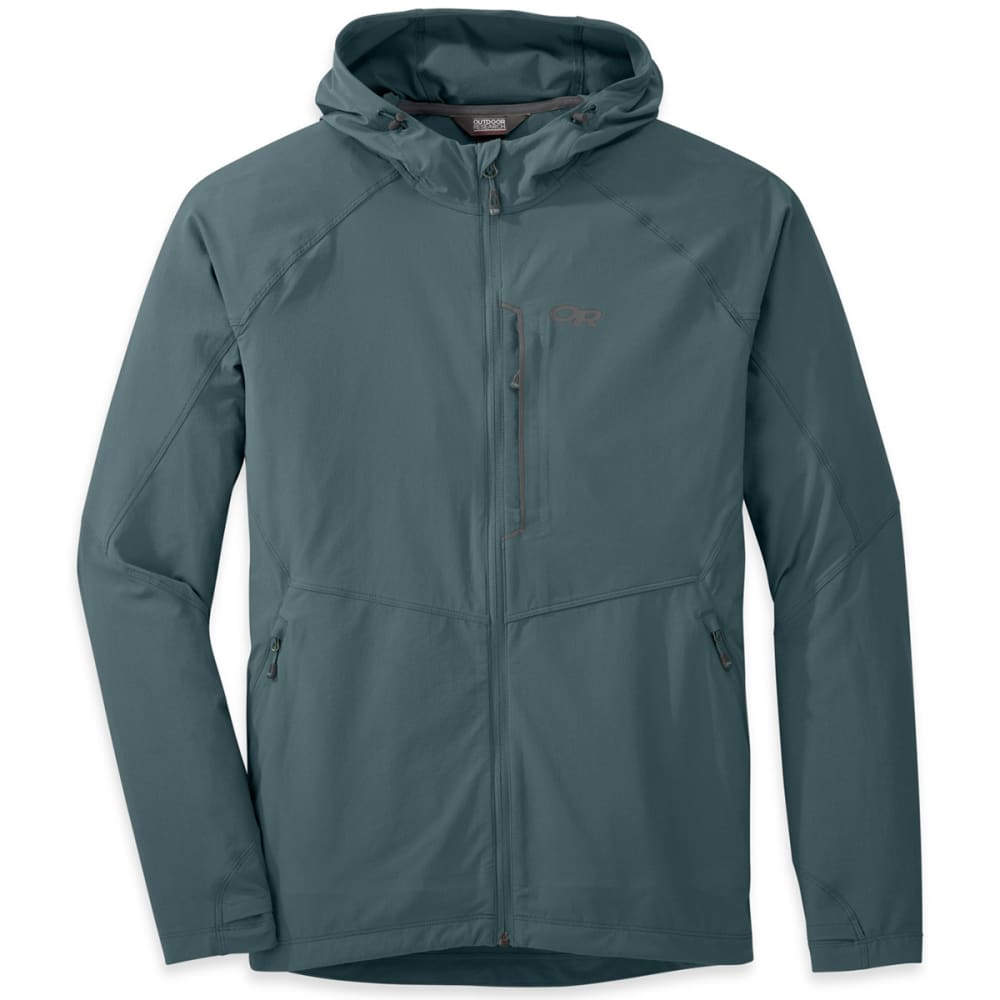 OUTDOOR RESEARCH Men's Ferrosi Hooded Jacket - SHADE