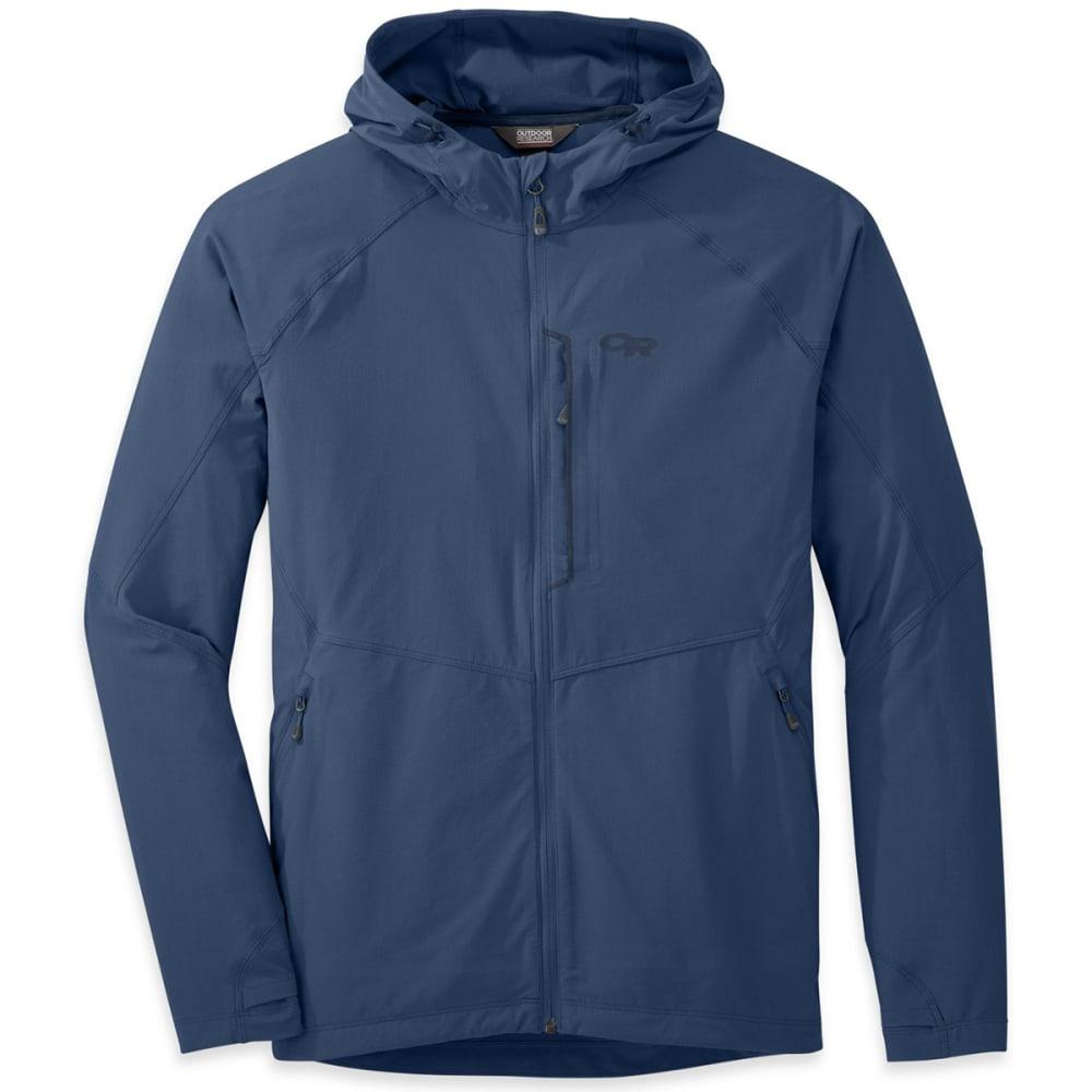 OUTDOOR RESEARCH Men's Ferrosi Hooded Jacket - DUSK