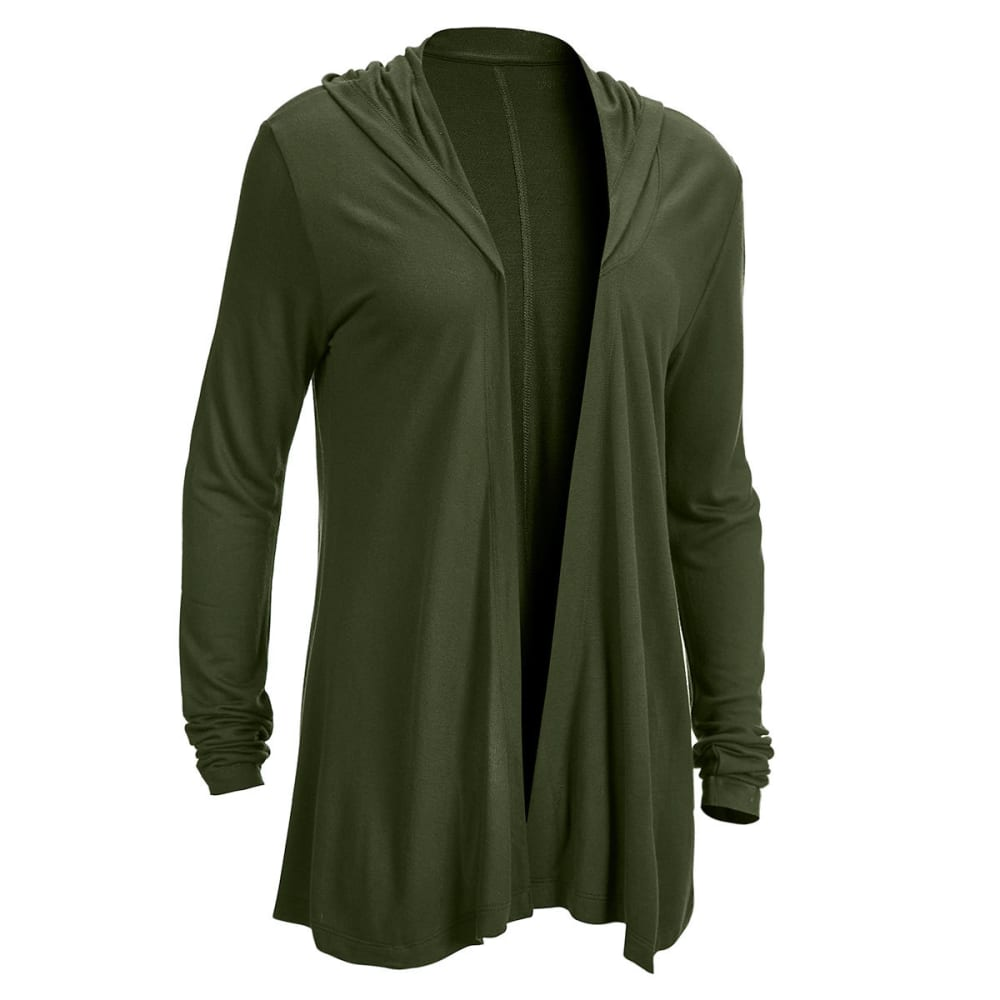 EMS® Women's Valley Wrap Top - FOUR LEAF HTR