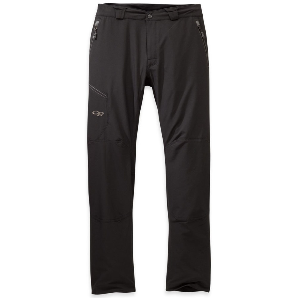 OUTDOOR RESEARCH Men's Prusik Pants - 0001-BLACK