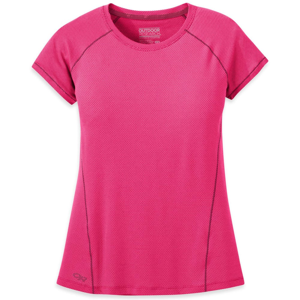 OUTDOOR RESEARCH Women's Gauge Short-Sleeve Tee - 0073-DESERT SUNRISE