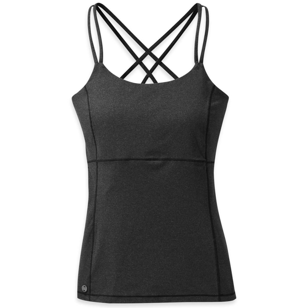 OUTDOOR RESEARCH Women's Nuance Tank - 0001-BLACK