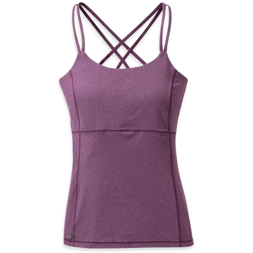 OUTDOOR RESEARCH Women's Nuance Tank - 0560-PINOT