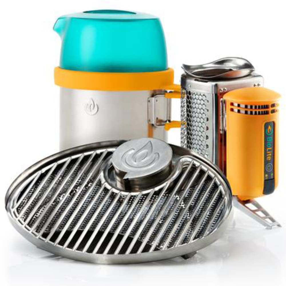 BIOLITE CampStove Bundle - NO COLOR