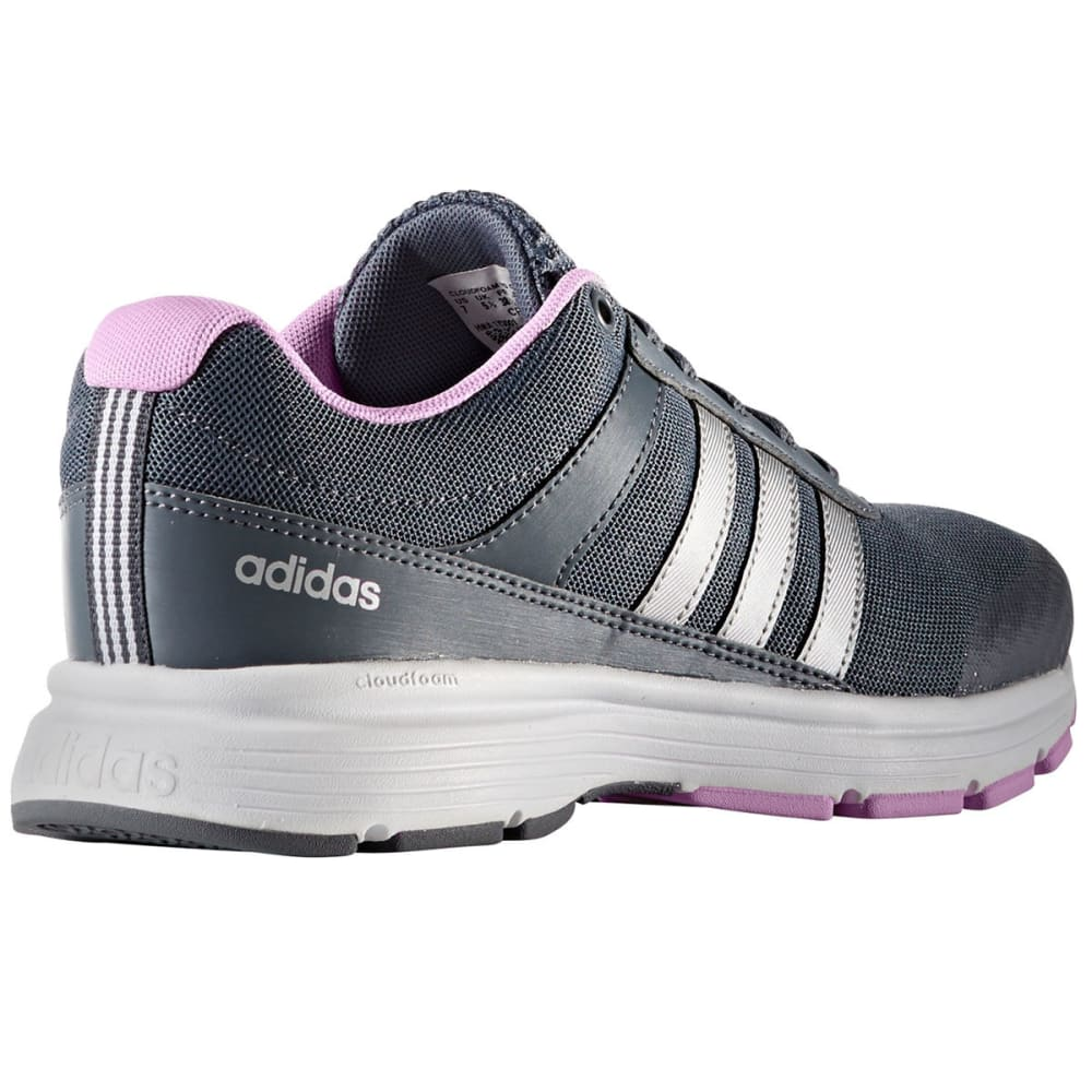 ADIDAS Women's Neo Cloudfoam VS City Running Shoes - CHARCOAL