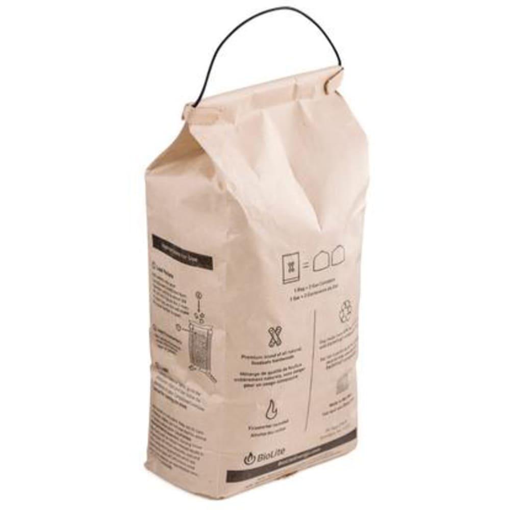 BIOLITE 1kg Biofuel Pellets - NO COLOR