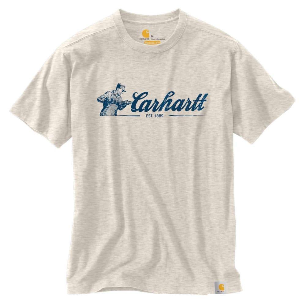 CARHARTT Men's Maddock Graphic Script Short-Sleeve Tee S