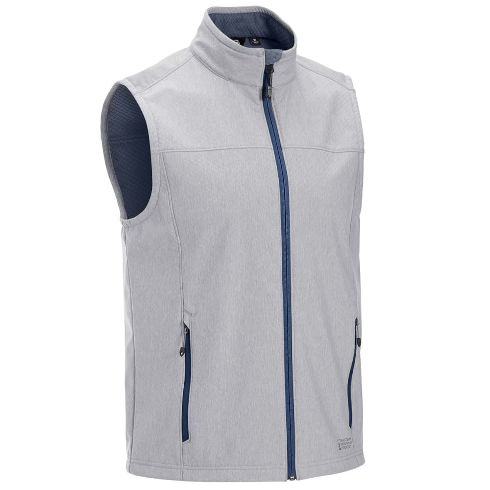 EMS Men's Rampart Soft-Shell Vest - ENSIGN BLUE HTR