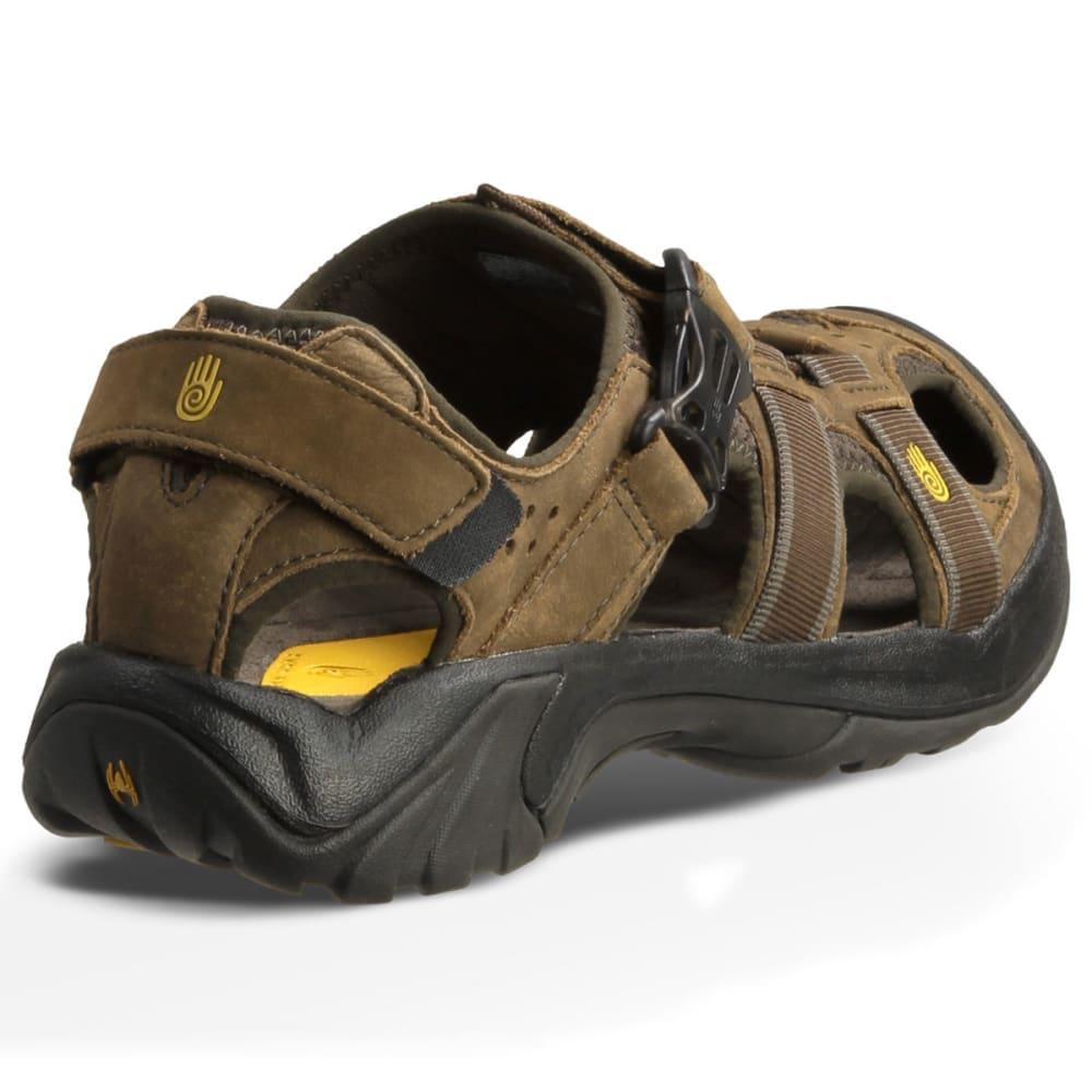 3d6d9b33fd0fe TEVA Men  39 s Omnium Leather Sandals