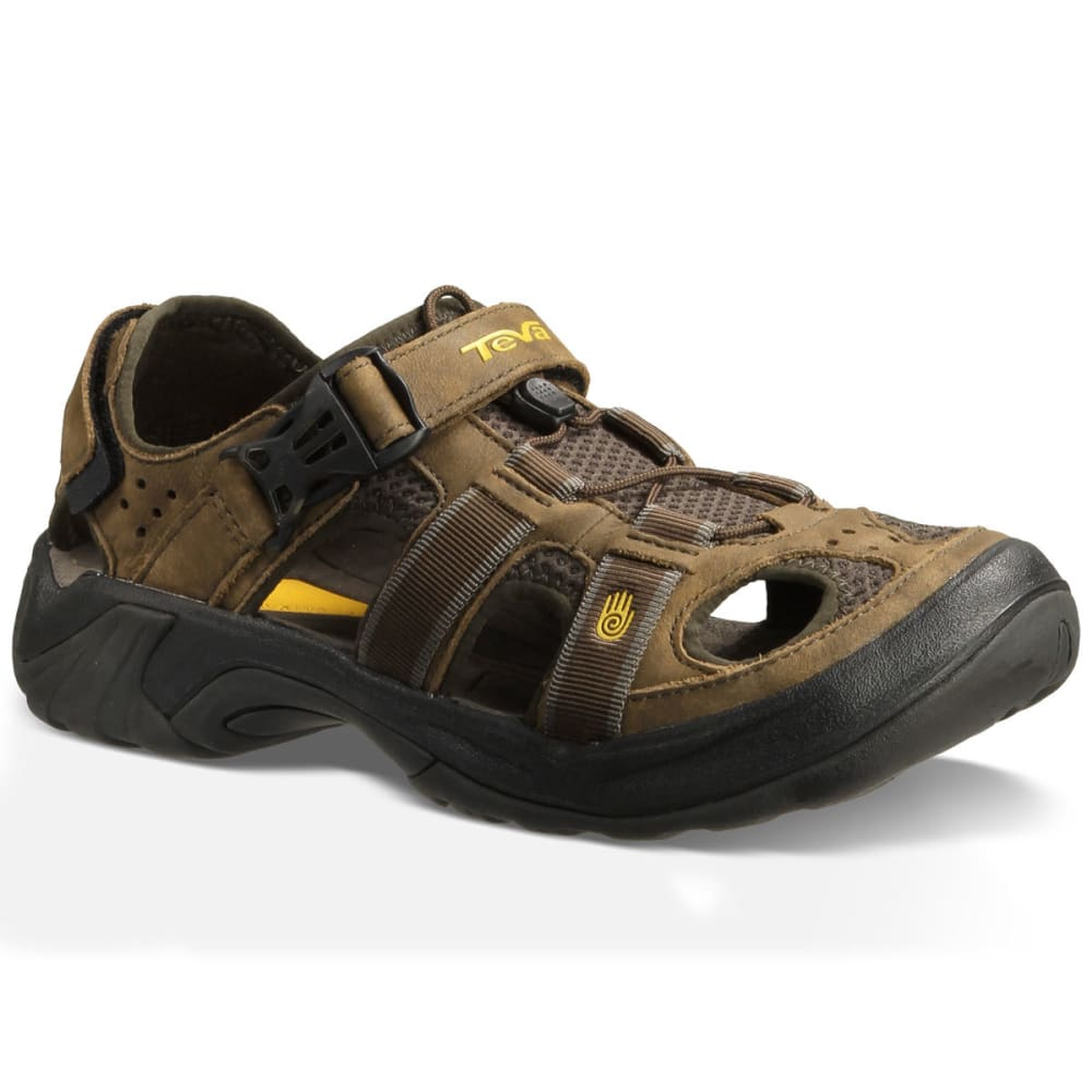 811058dd4c140 TEVA Men  39 s Omnium Leather Sandals