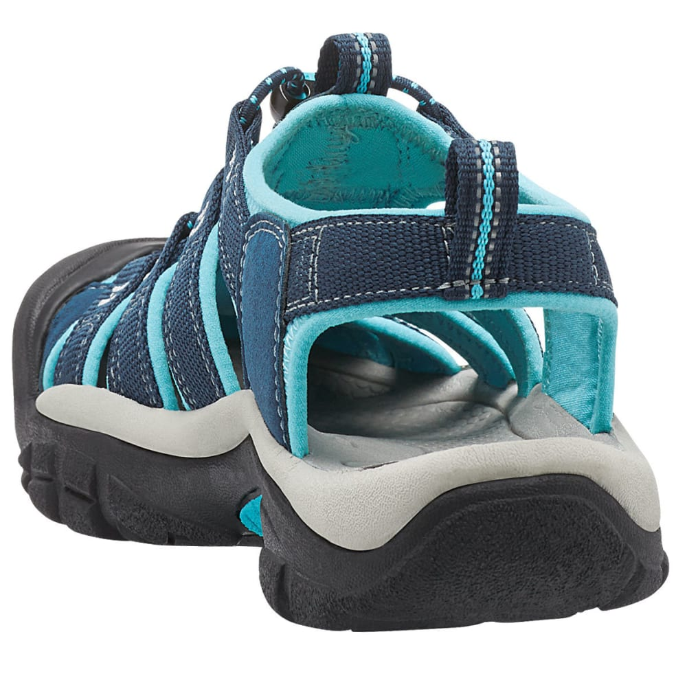KEEN Women's Newport H2-W Sandals, Poseidon/Capri - POSEIDON/CAPTRI