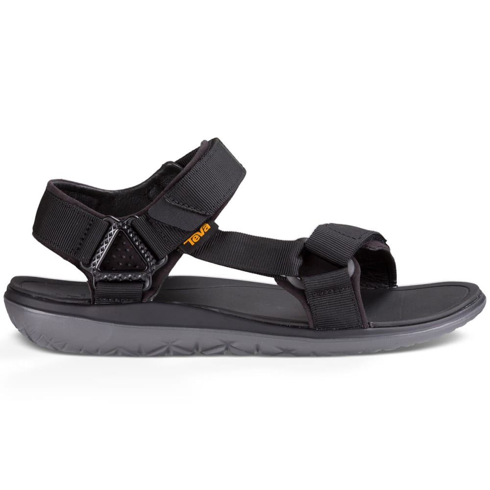 TEVA Men's Terra-Float Univ 2.0, Black - BLACK