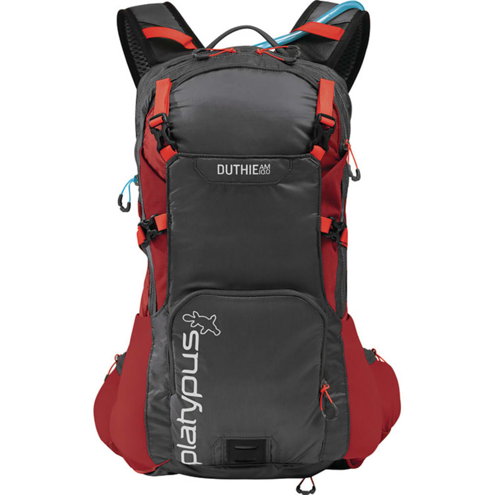 PLATYPUS Duthie A.M. 10.0 Backpack - RED ALLOY