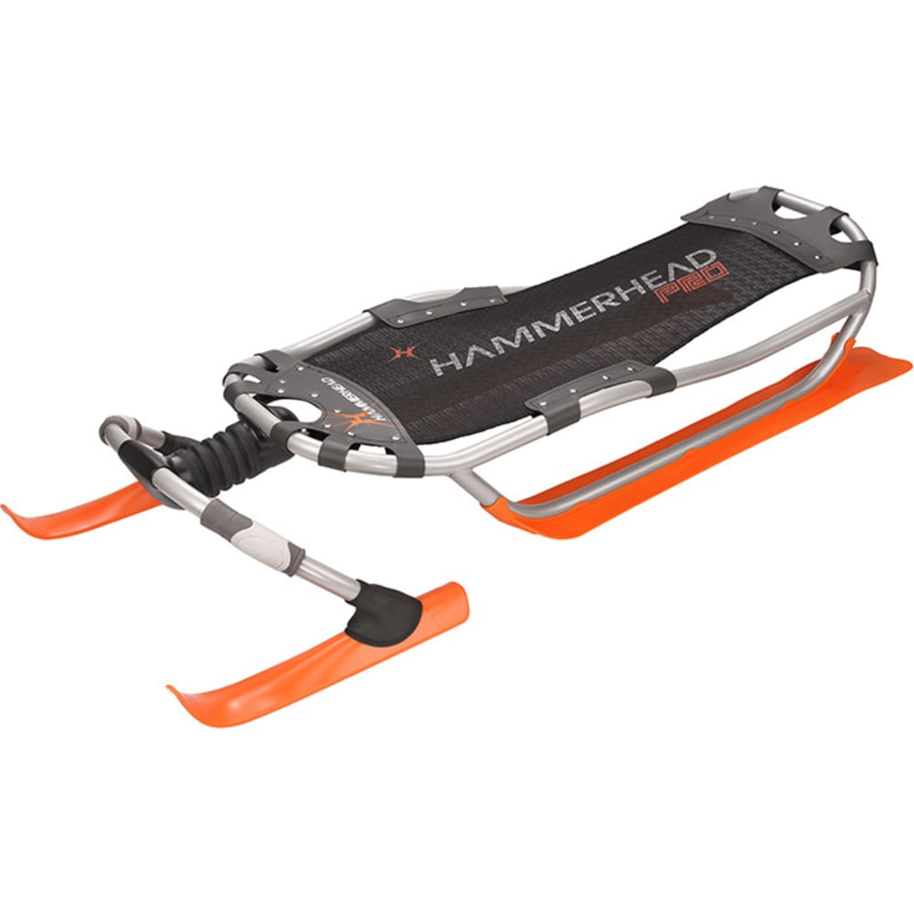 KWIK TEK Hammer Head Sled - ORANGE