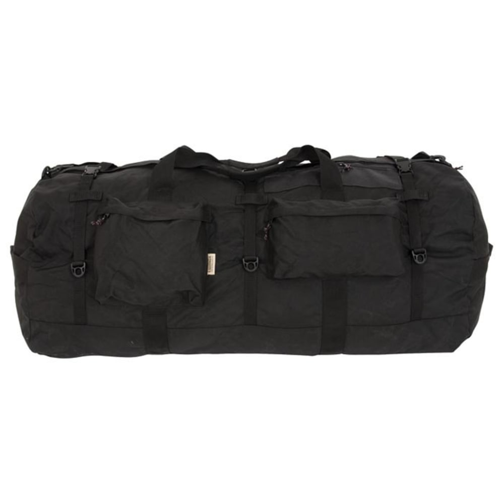EQUINOX Whale Bag - BLACK