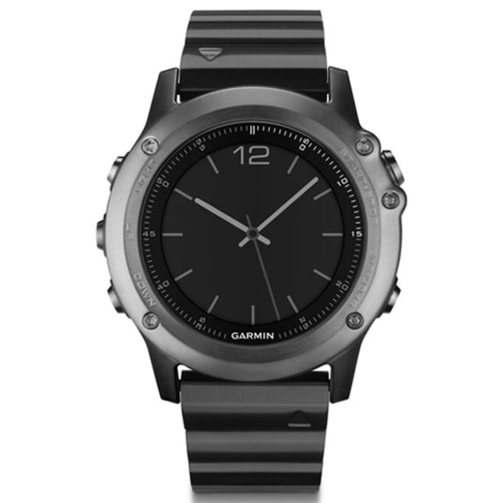 GARMIN Fenix 3 Sapphire Training Watch - METAL