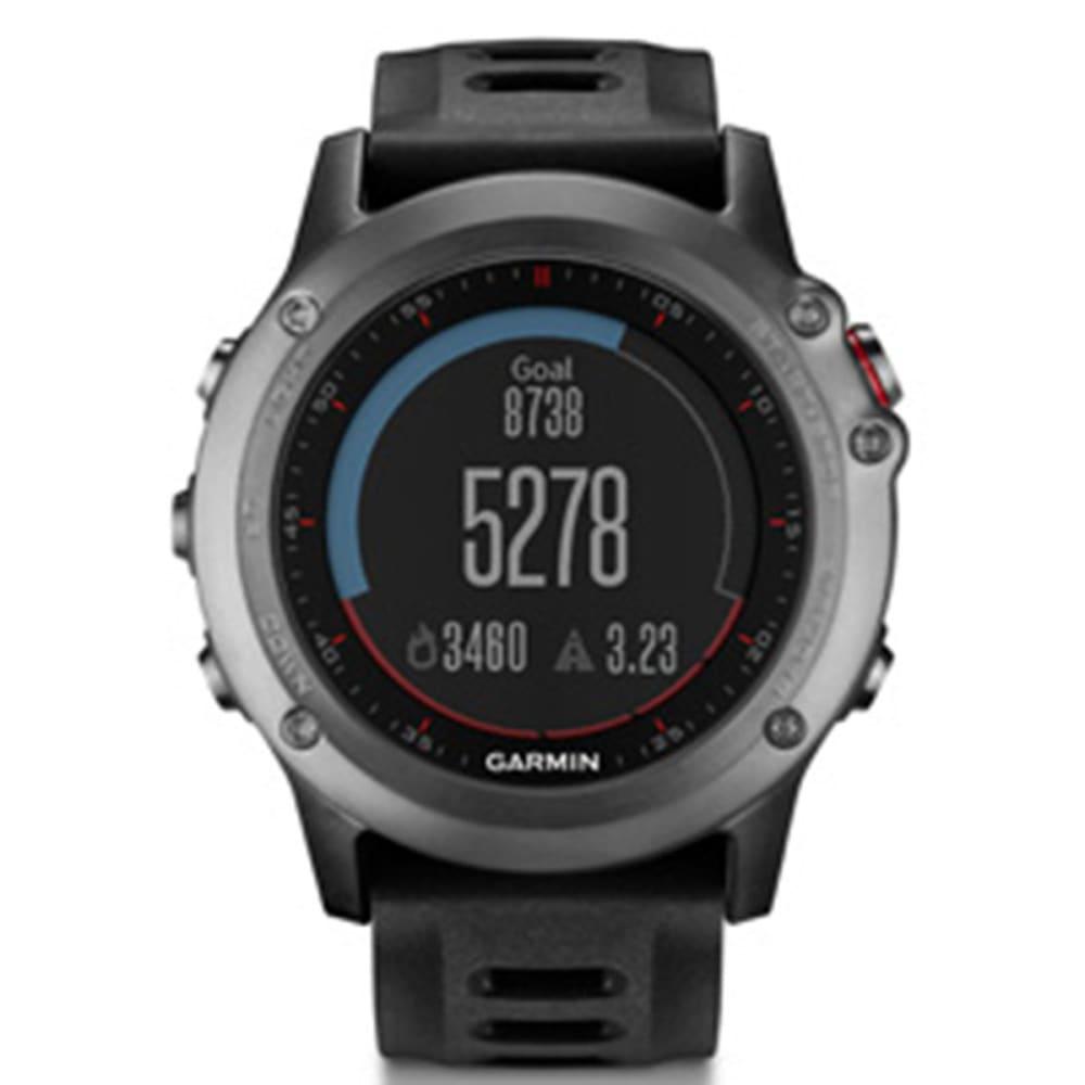 GARMIN Fenix 3 Training Watch - GREY/BLACK