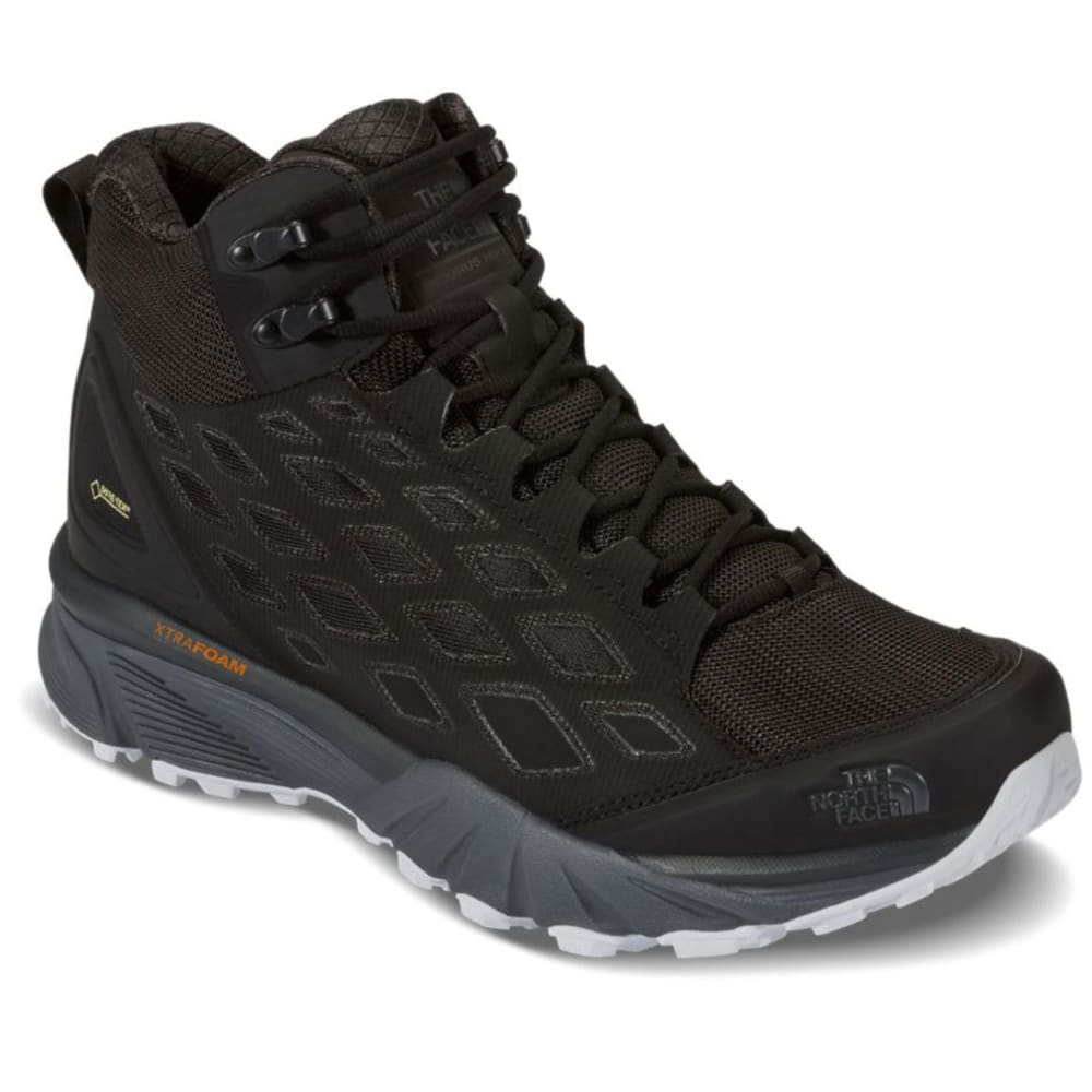 THE NORTH FACE Women's Endurus Hike Mid GTX Boots, Black - BLACK