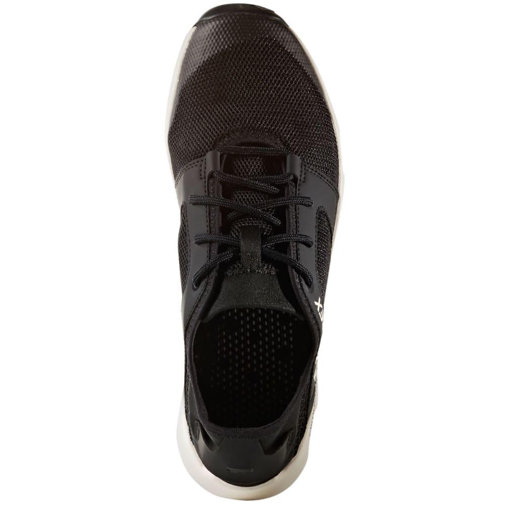 ADIDAS Women's Terrex Climacool Voyager Sleek Outdoor Shoes, Core Black/Chalk White - BLACK