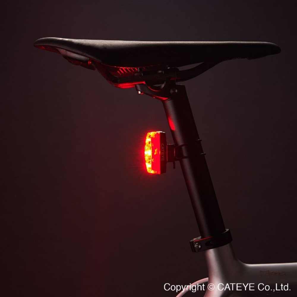 CATEYE Rapid Mini Rear Light - NO COLOR