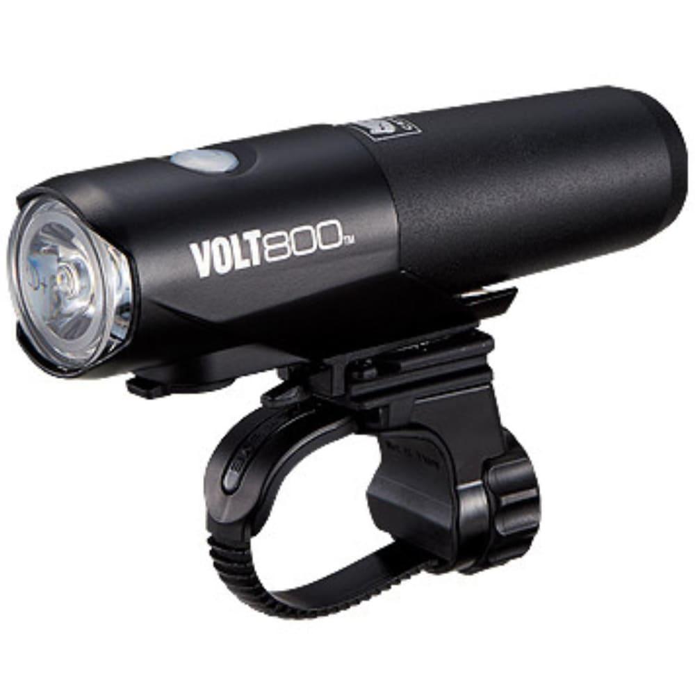 CATEYE Volt 800 HL-EL471RC Rechargeable Bike Light - BLACK