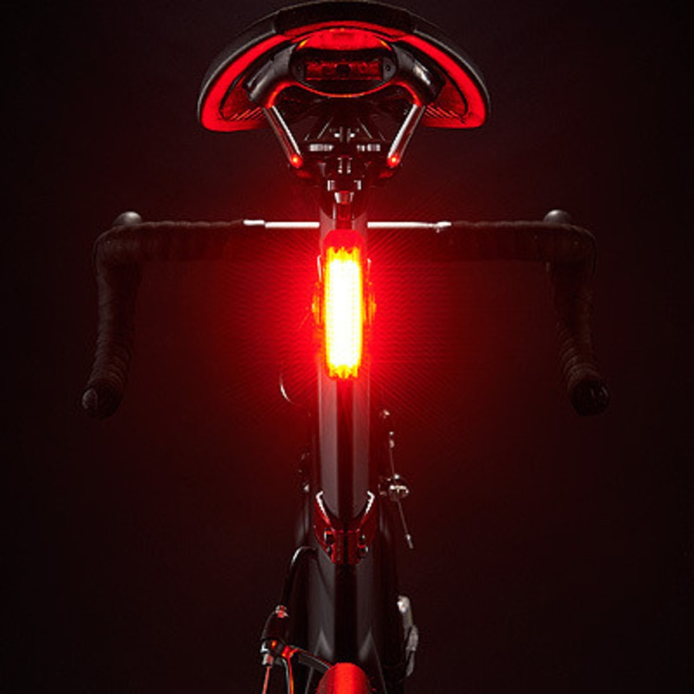 CATEYE AMERICA Rapid X3 Rear Light - NO COLOR
