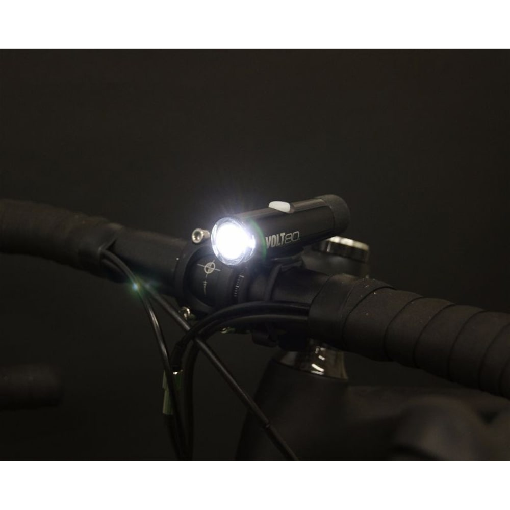 CATEYE Volt 80 and Micro Rear Bicycle Light Combo - NO COLOR