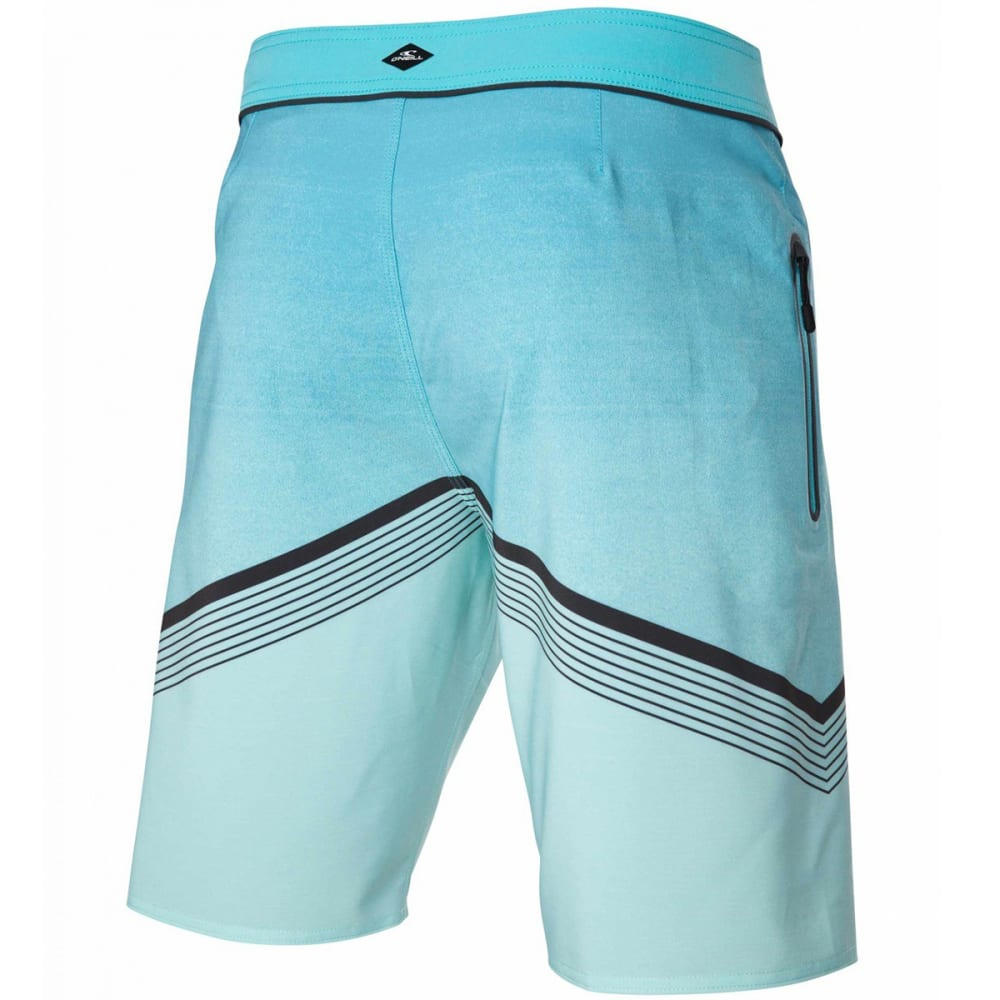 O'NEILL Guys' Hyperfreak Boardshorts - NEB-NEON BLUE