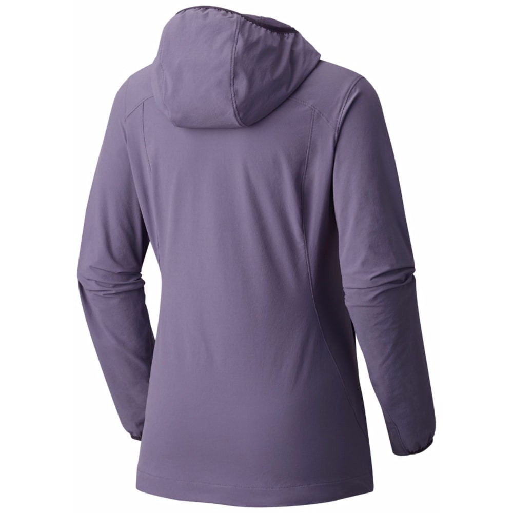 MOUNTAIN HARDWEAR Women's Super Chockstone Hooded Jacket - 598-MINKY